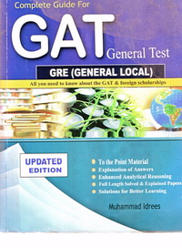 Gat Test Preparation Book Pdf - Typo Designs