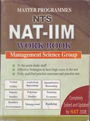 NAT IIM Work book by Dogar Brothers